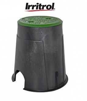 Бокс клапанный круглый Mini Irritrol