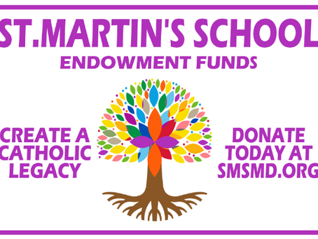 Endowment Fund Appeal Please Give Generously!