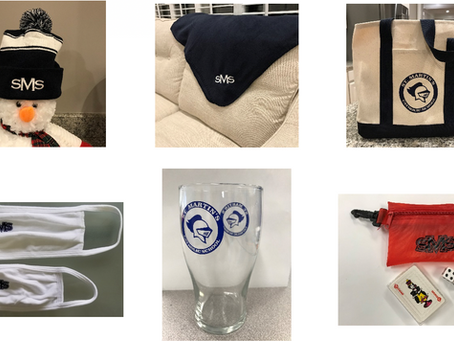 Show Your School Spirit! New Gear for Sale