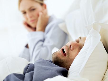 Apnéia obstrutiva do sono. O que é? Quais as causas e principais sintomas ? Qual o tratamento ?