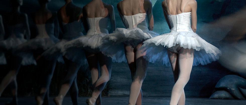 Zoom Ballet Class Intermediate Foundation, Saturday 3.00 - 4.30
