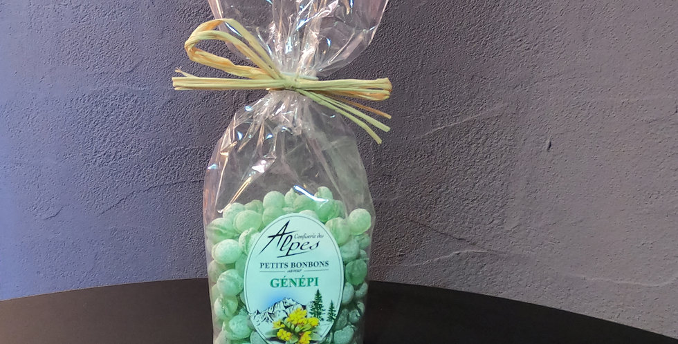 Bonbons Maffren Génépi 200g