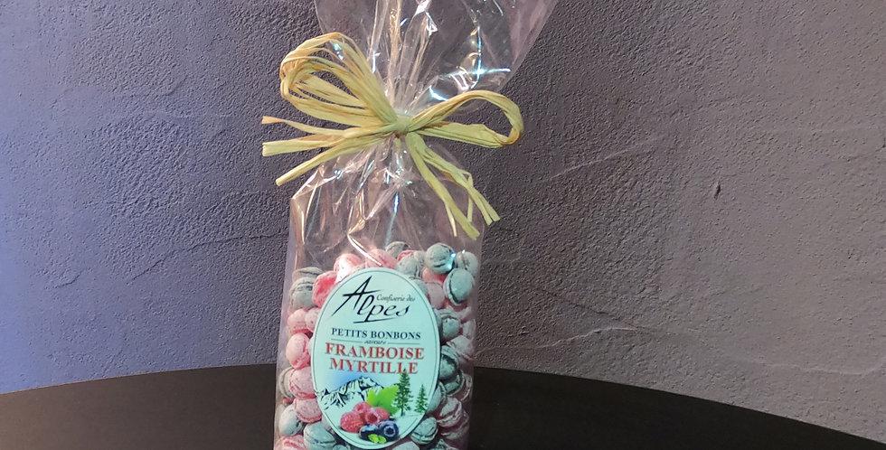 Bonbons Maffren Framboise/Myrtille 200g