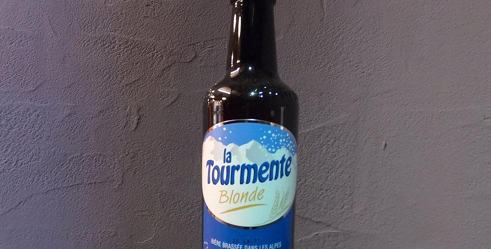Bière Briançonnaise La Tourmente 33cl Blonde