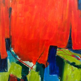 Orange Menace_2020_acyrlic on canvas_40%22 x 30%22.jpg
