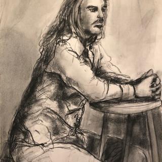 Paul (2019), charcoal on paper, 24 x 18.jpg