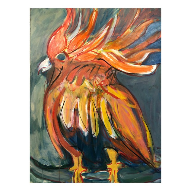 Cockatoo Two_2019_acryliconcanvas_40_x30_.jpg