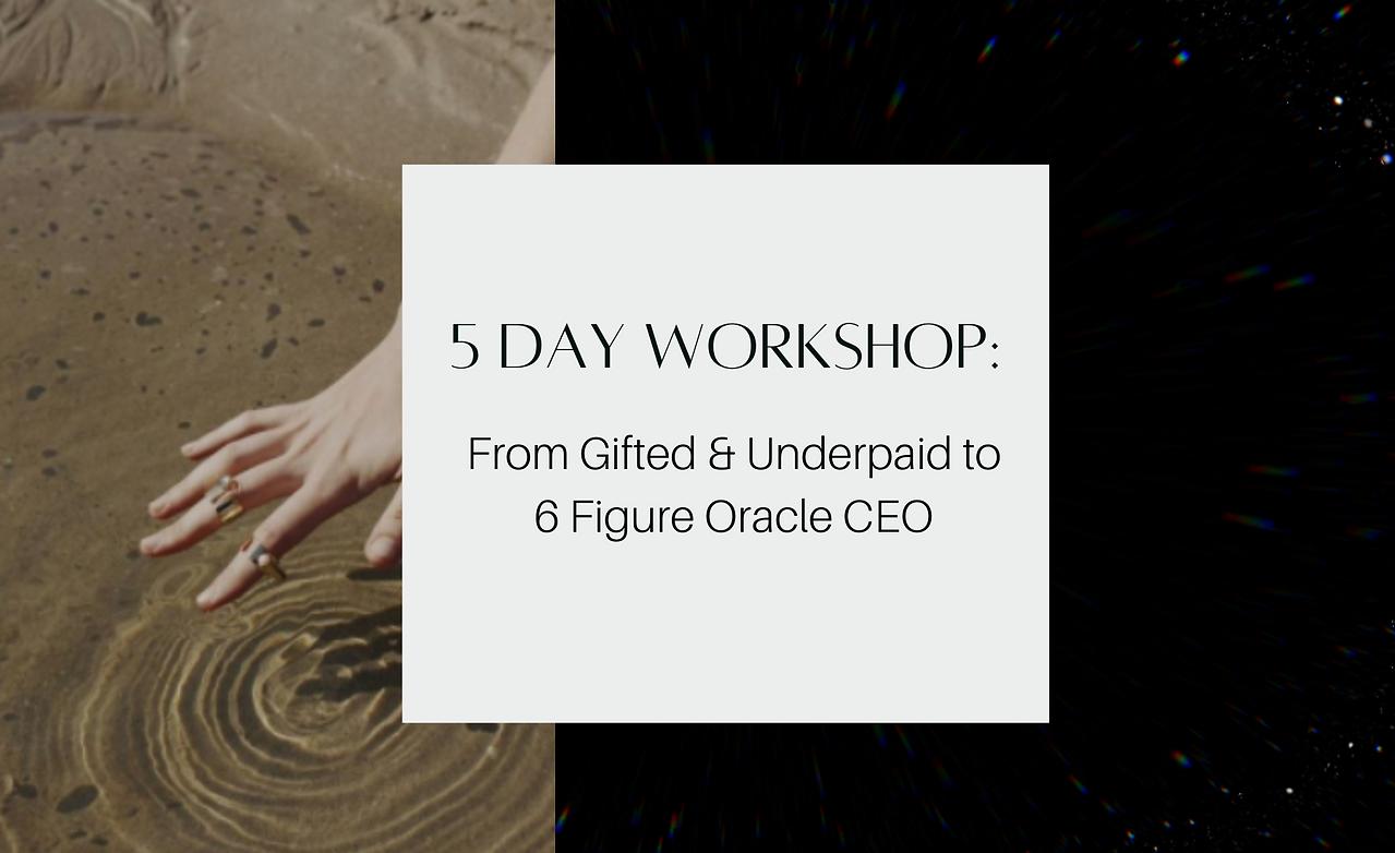 millionaire mastermind ceo workshop spiritual business