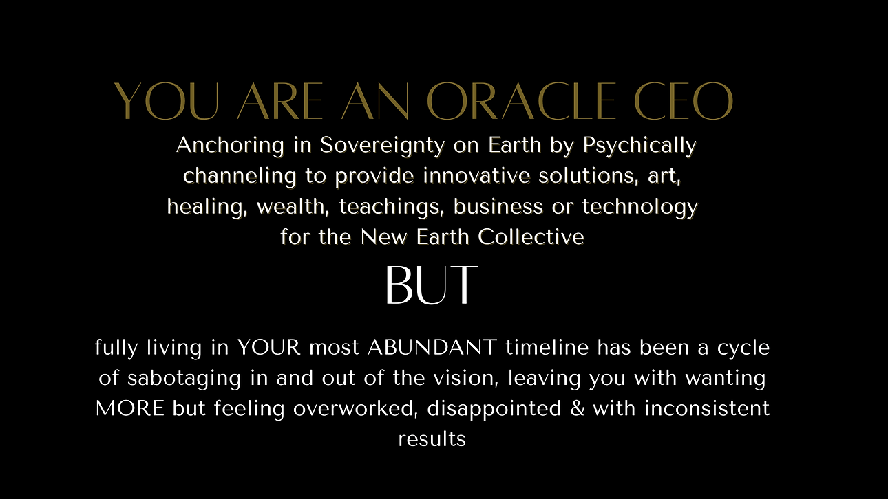 oracle ceo nathaly millionaire business coach mindset