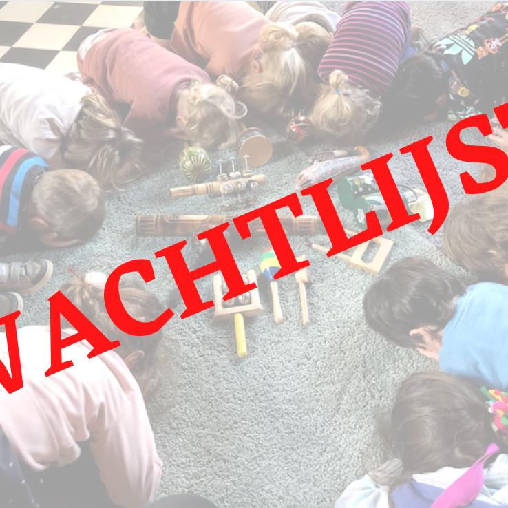 Kleuterkamp Augustus WACHTLIJST