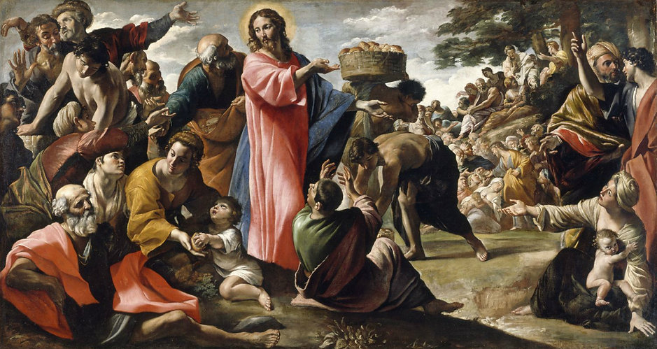 Giovanni_Lanfranco_-_Miracle_of_the_Bread_and_Fish_-_WGA12454.jpg