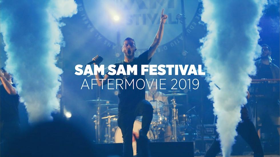 Aftermovie Sam Sam Festival 2019