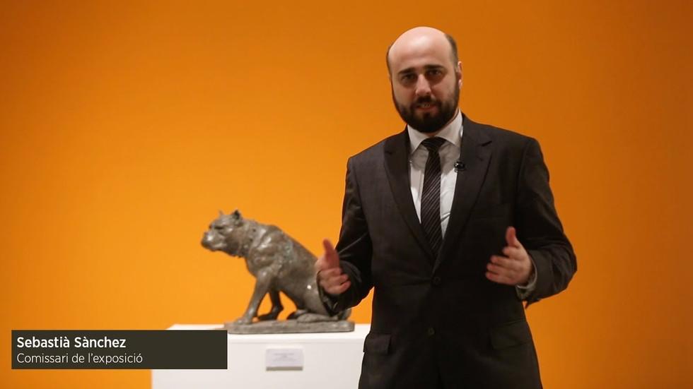 Inauguración Exposición Nogués (Museu de Valls)