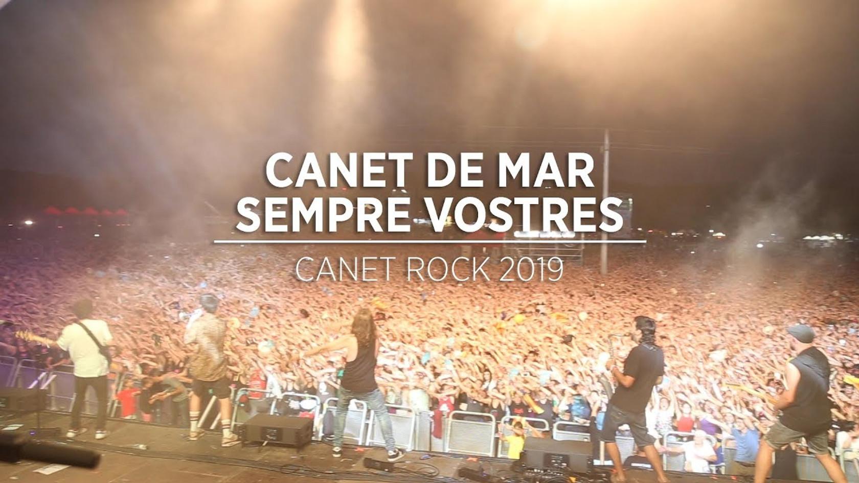 Buhos Canete Rock 2019