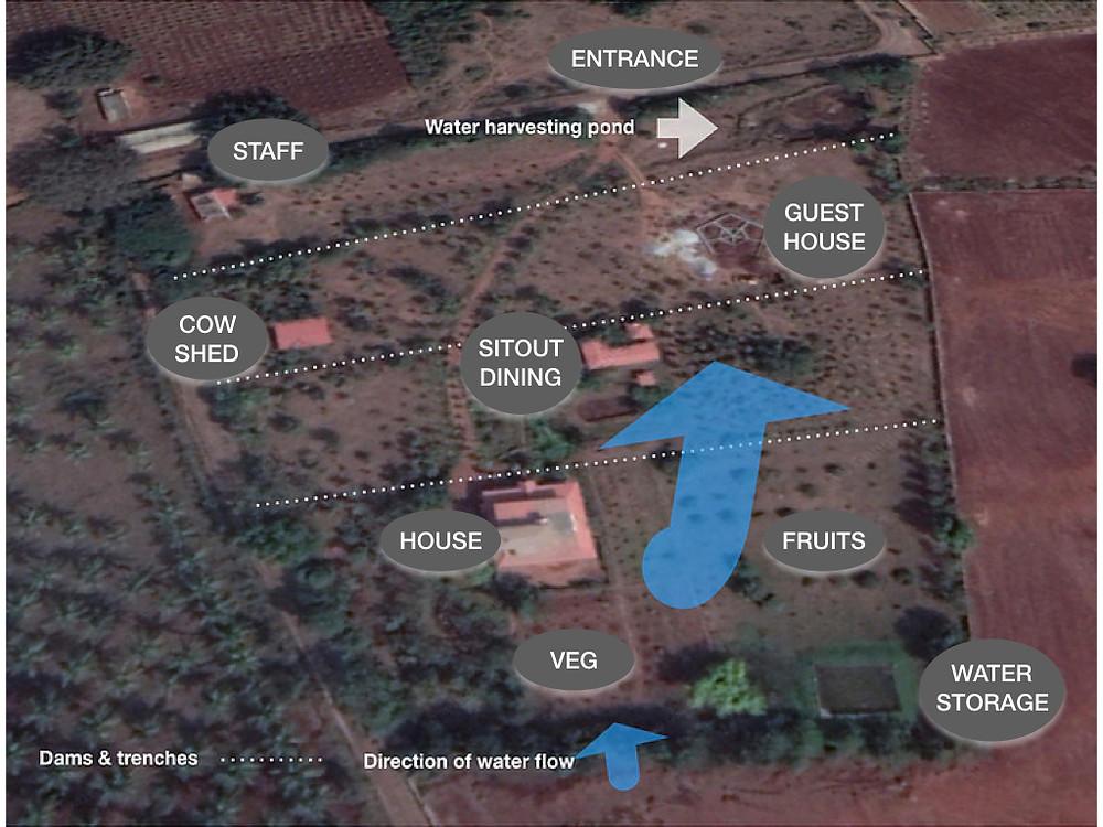 Hesaraghatta Earth Kitchen Homestay conservation nature