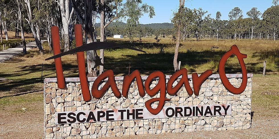 Family Camping Weekend: Hangar O