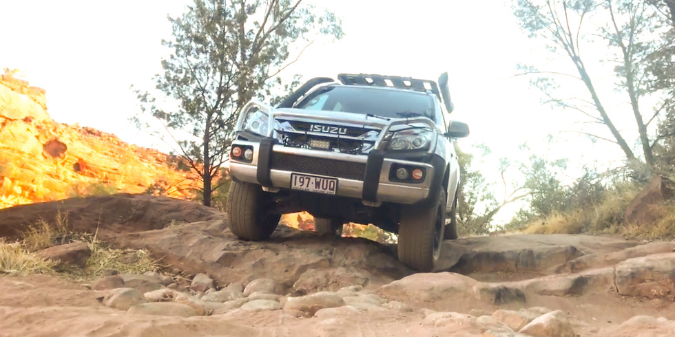 Beginners 4WD Training Course #1