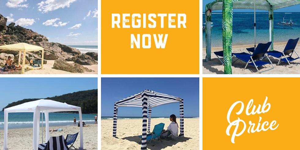 Cool Cabanas Sale Event - 2021