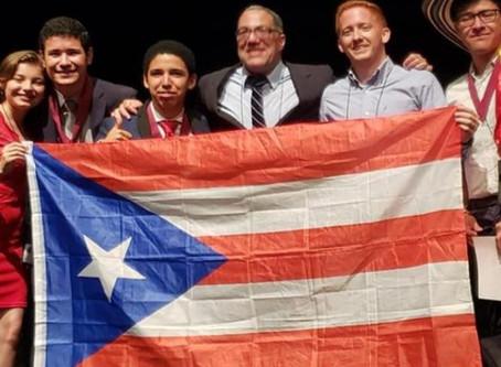 Notre Dame, Caguas y Puerto Rico triunfan en las Olimpiadas Iberoamericanas de Física