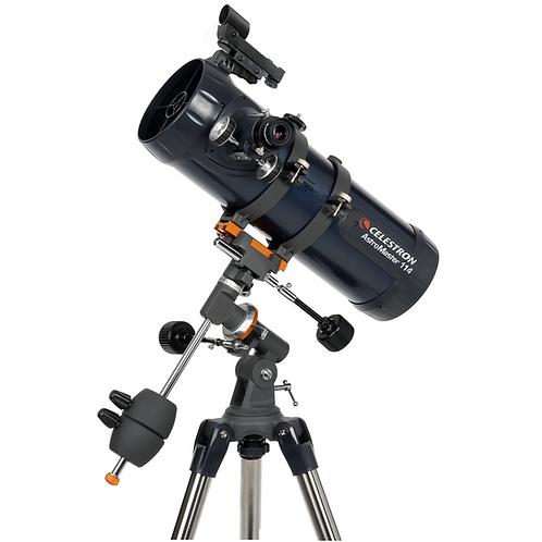 Celestron AstroMaster 114EQ Teleskop