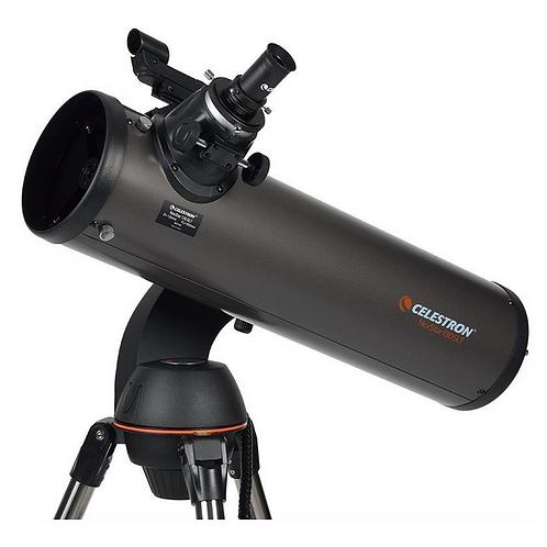 Celestron NexStar 130 SLT Teleskop Terkomputerisasi