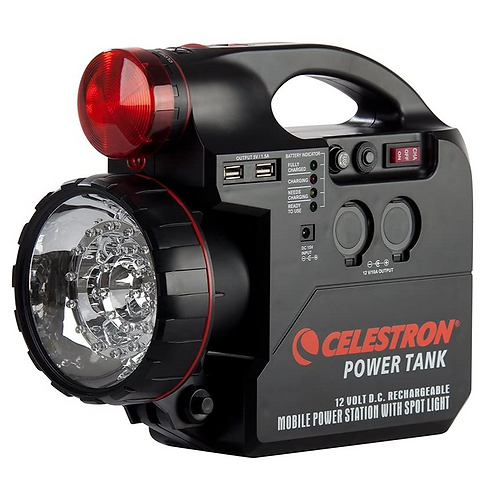 Celestron PowerTank, 12V Power Supply