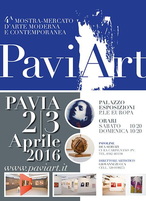 Next event: PaviArt 2016