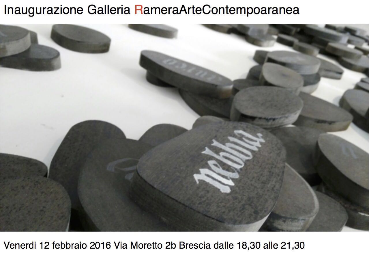 New group exhibition in Brescia:
