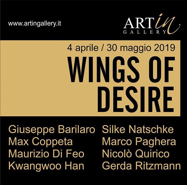 """Wings of desire"""