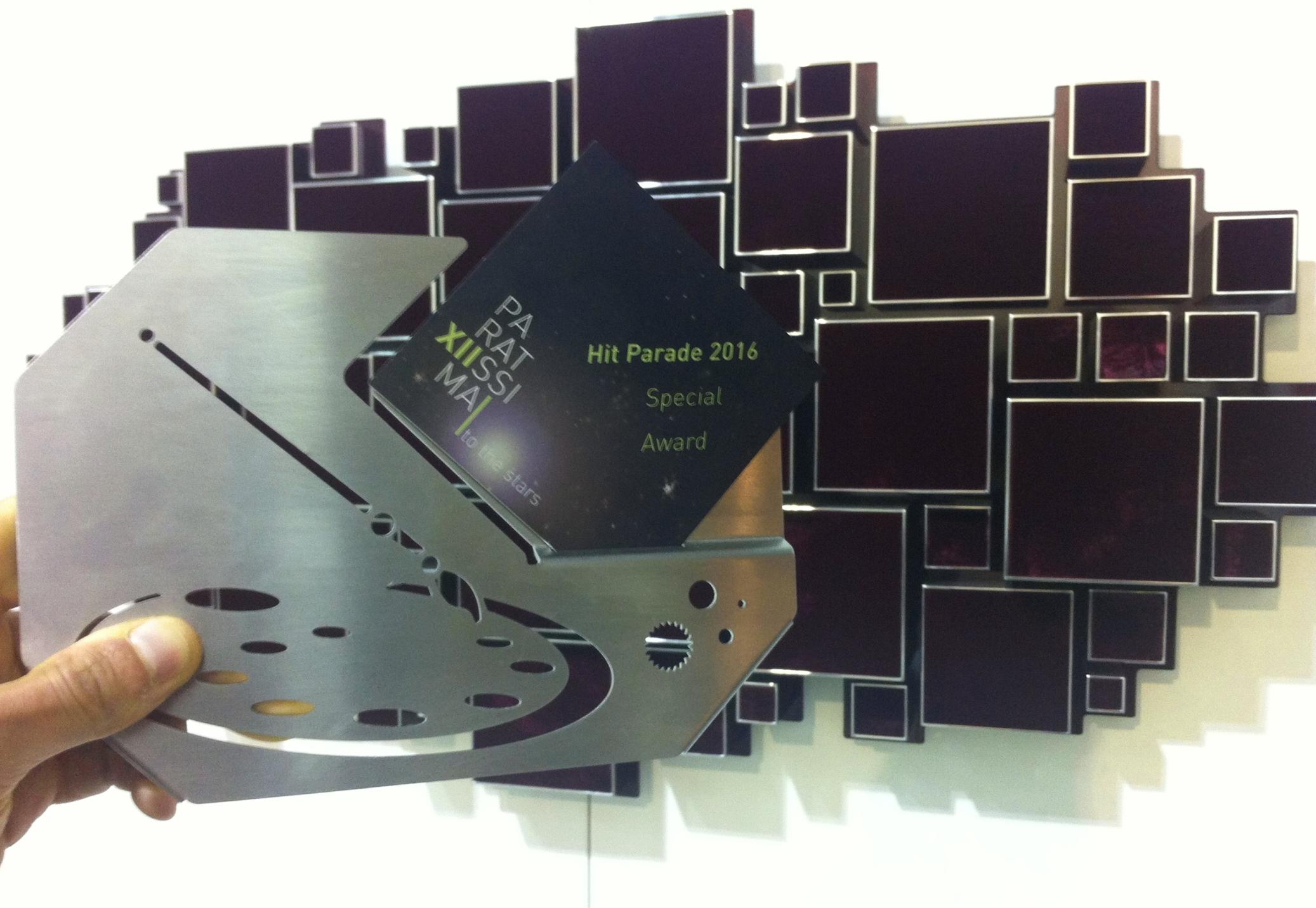 Special Award!