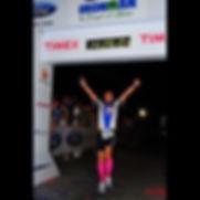 Ironman Coeur d'Alene Finisher swim bike run triathlon triathlete compression socks timex