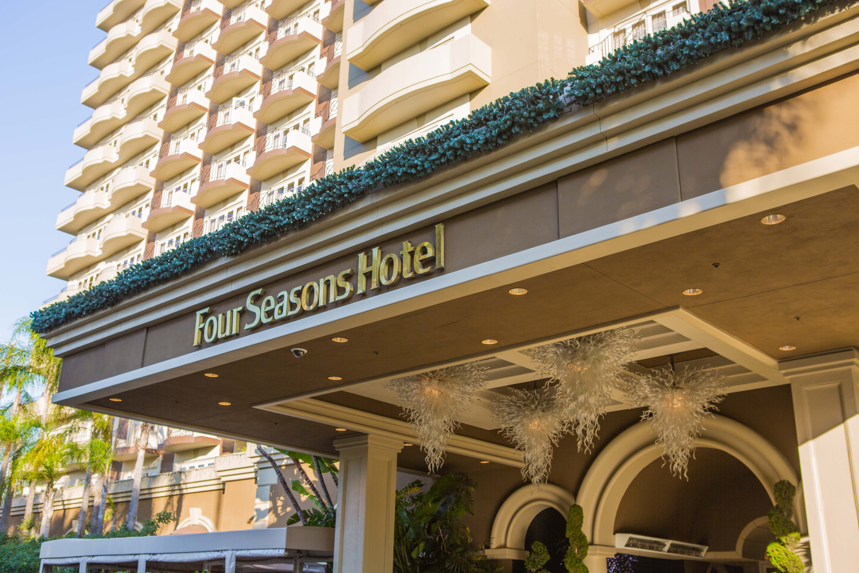 Four Seasons Hotel Mitzvah Photograp