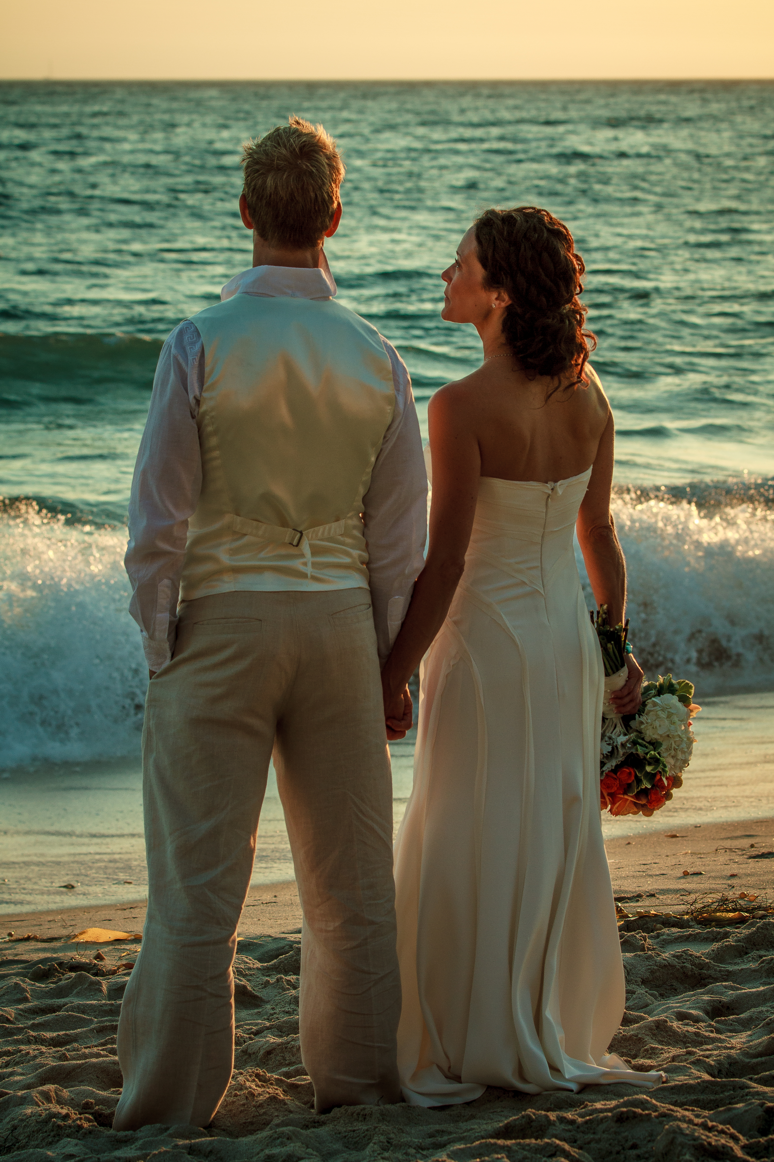 Sunset Wedding Photographer Laguna B