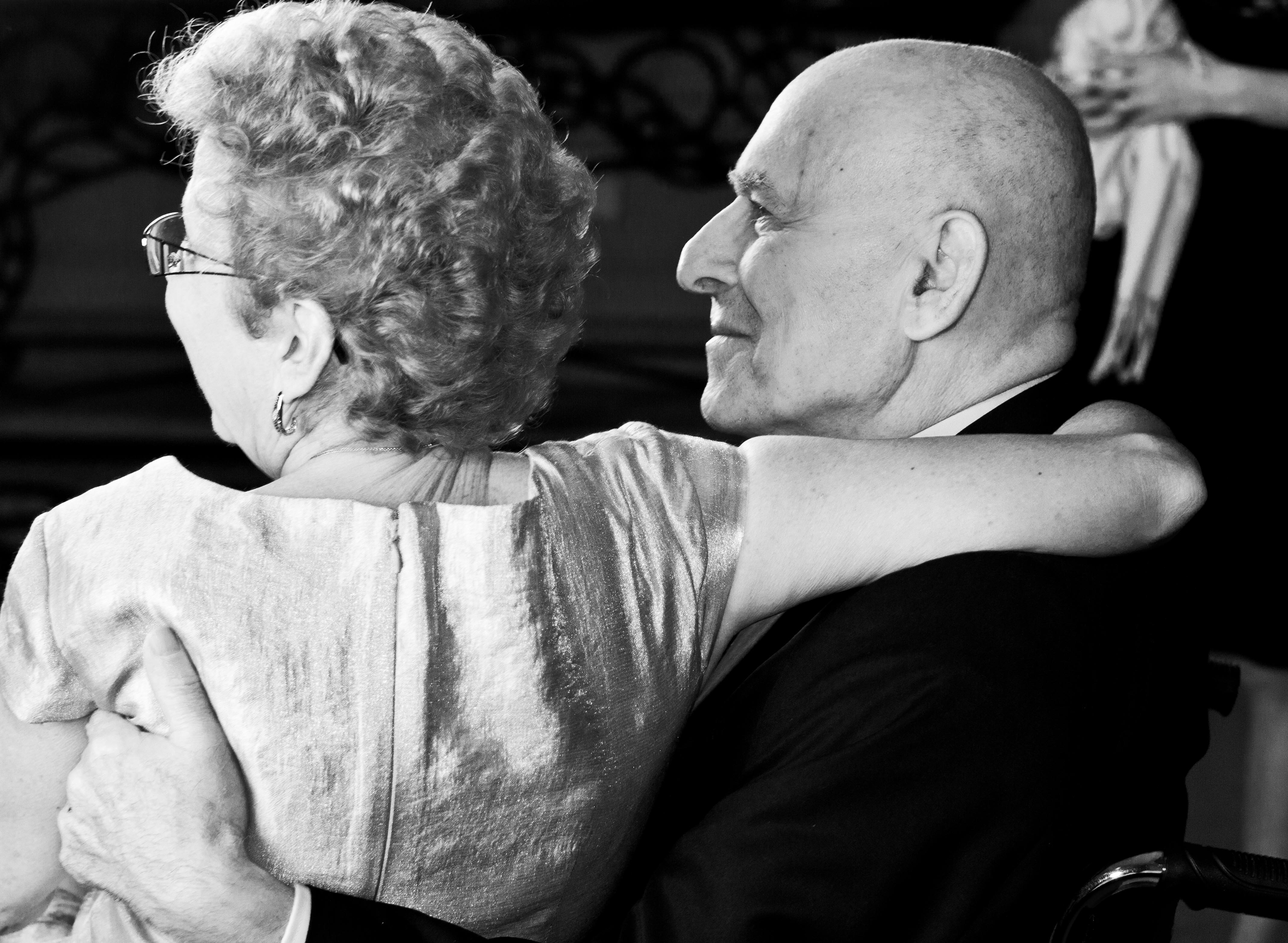 Grandparents Bat Mitzvah Photographe
