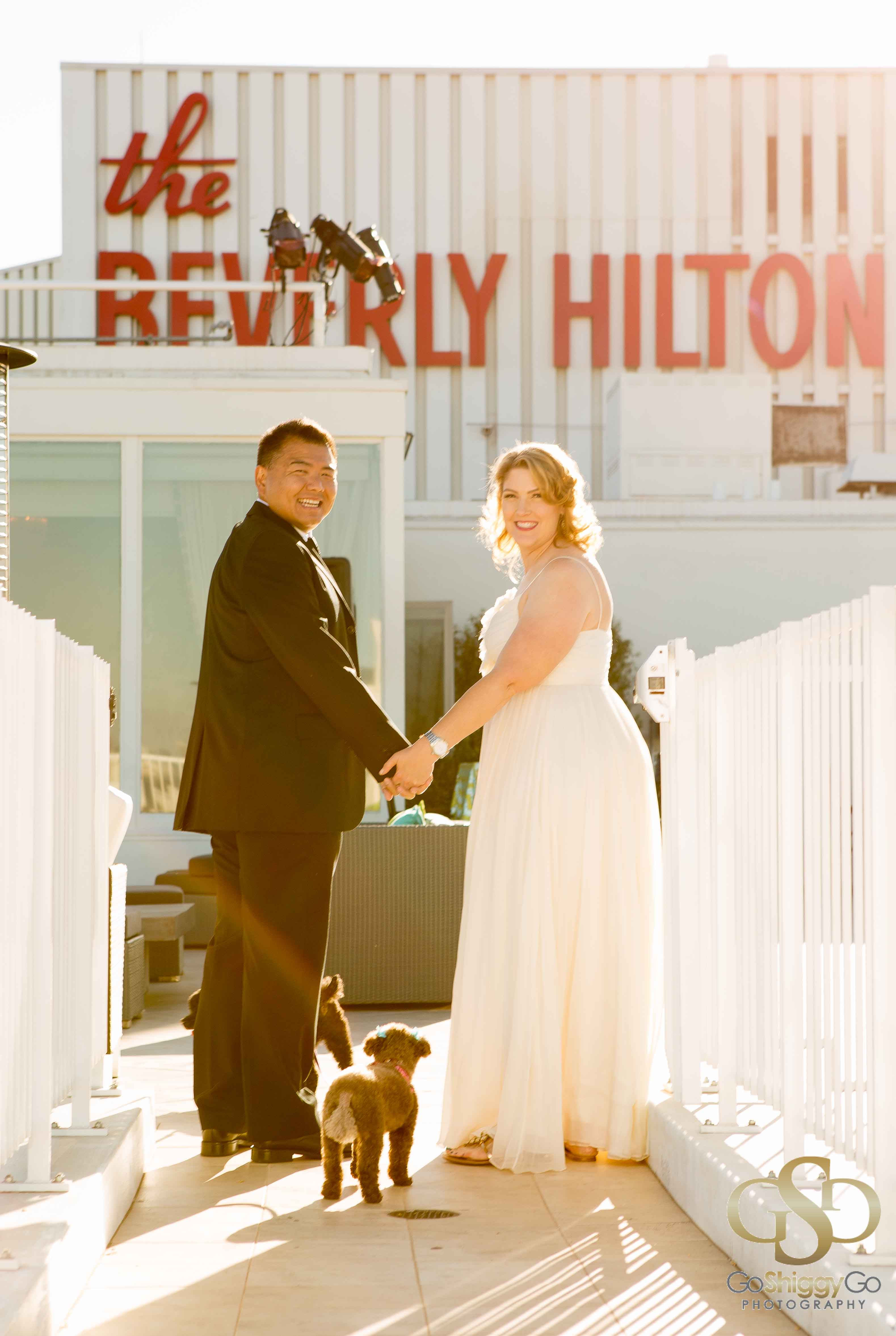 Beverly Hilton Wedding
