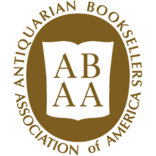 Antiquarian Booksellers