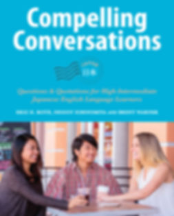 Compelling Conversations japan Questions and Quatations ESL TOEFL TOEIC Learn English Speak English Shiggy