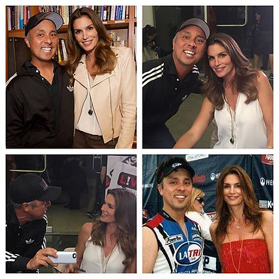 Cindy Crawford. Super Model What makes a good photographer great? Malibu Celebrity Glamour Beauty Herb Ritts