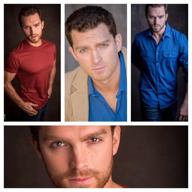 Actor's headshots for the talented, humble, compassionate sporty, athletic, kind, fun and over-all g