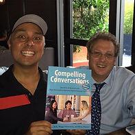 Compelling Conversations Japan Shiggy Ichinomiya Eric Roth Author