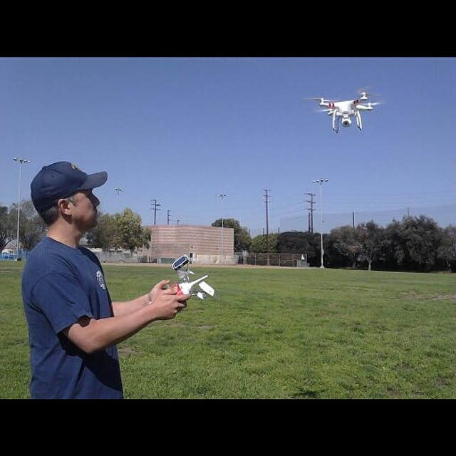 Drone. Aerial.