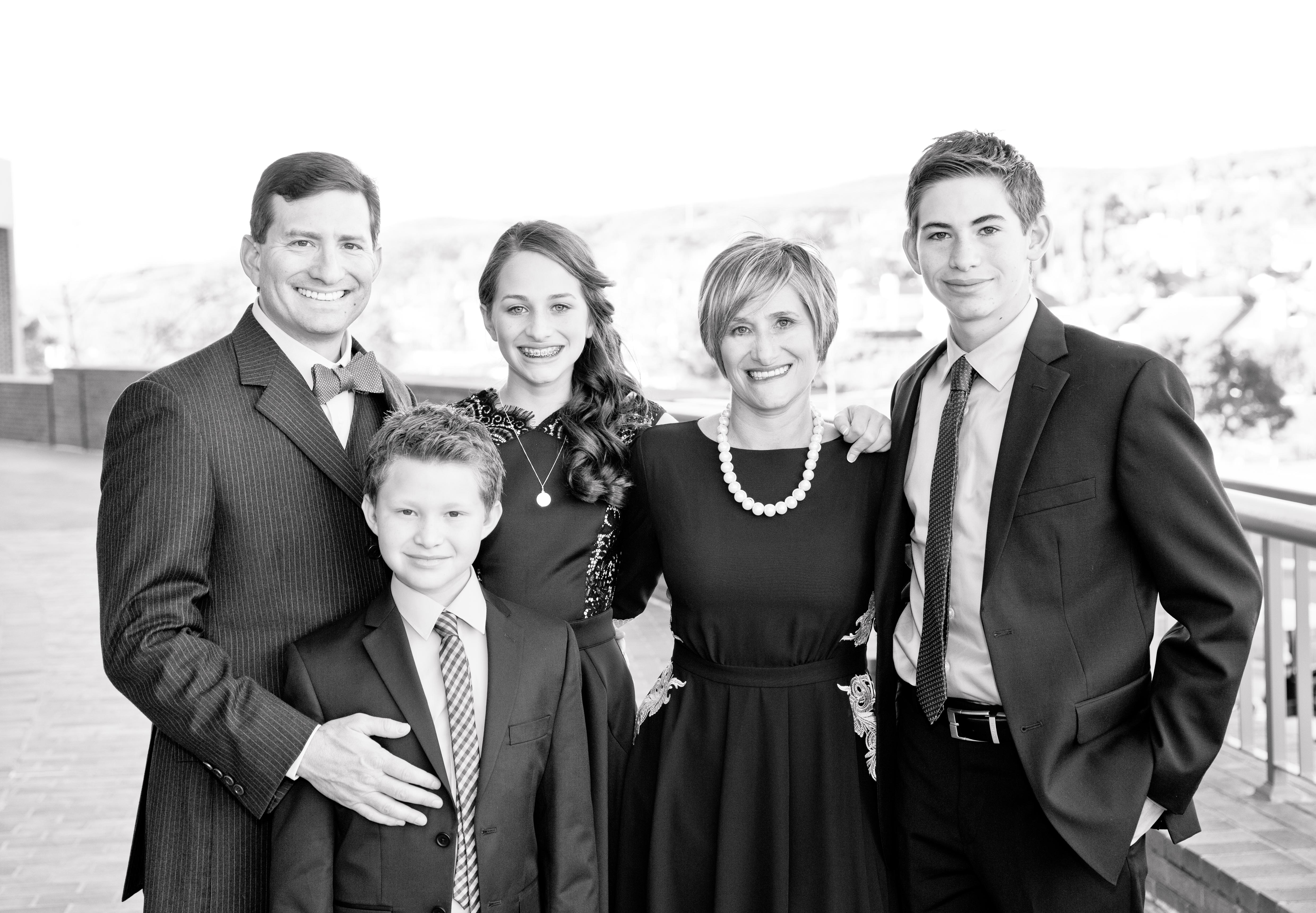 Bat Mitzvah Family Photographer
