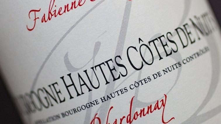 BOURGOGNE HAUTES-CÔTES DE NUITS 2019