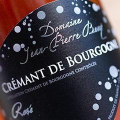 """CRÉMANT DE BOURGOGNE   """"Rosé"""""""