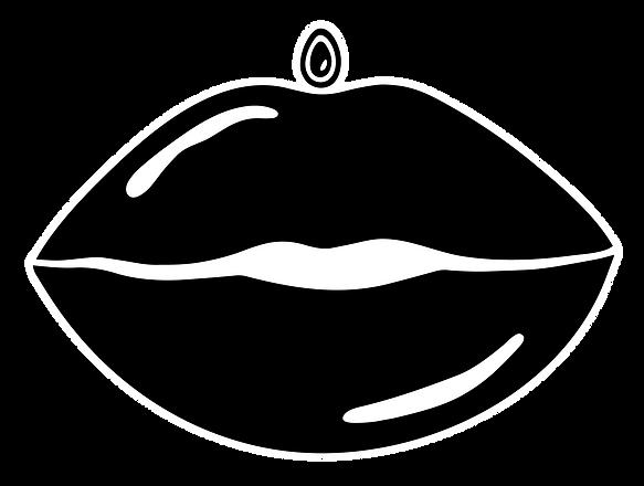 Medusas Pout White Outline.png