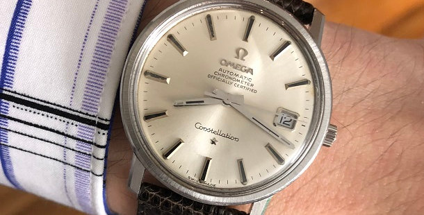 1968 OMEGA CONSTELLATION WATCH