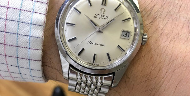 1969 OMEGA SEAMASTER WATCH
