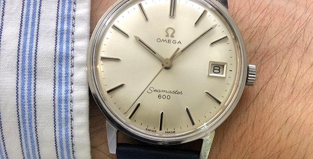 1965 OMEGA SEAMASTER 600
