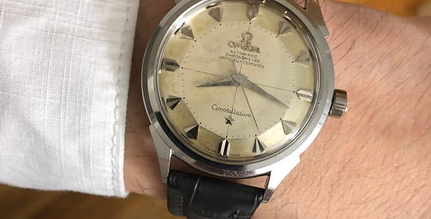 1956 OMEGA CONSTELLATION WATCH