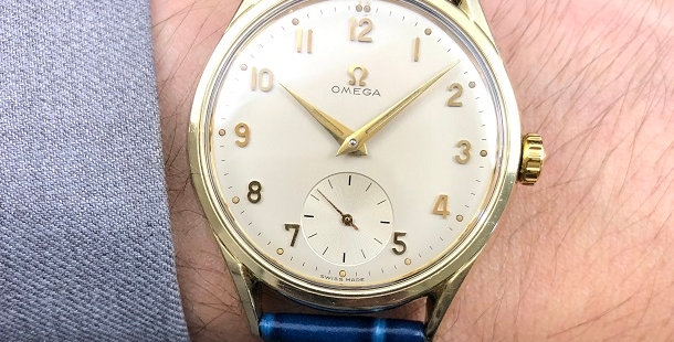 1954 OMEGA GENT'S WATCH